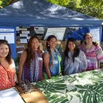 BESSD's Wai'anae Processing Center on-hand at the resource fair.