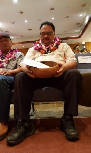 Mark Patterson of the Hawaii Youth Correctional Facility was honored as manager of the year.